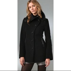 Mackage Elise Pea Coat XXS